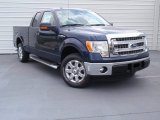 2014 Blue Jeans Ford F150 XLT SuperCab #91942920
