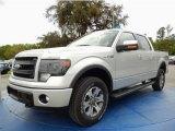 2014 Ingot Silver Ford F150 FX4 SuperCrew 4x4 #91942812