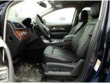 2014 Lincoln MKX Interiors