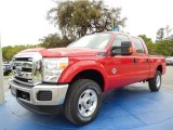 2014 Ford F250 Super Duty XLT Crew Cab 4x4 Data, Info and Specs