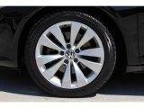 Volkswagen CC 2010 Wheels and Tires