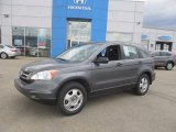 2011 Polished Metal Metallic Honda CR-V LX 4WD #91943069