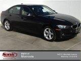 2014 Jet Black BMW 3 Series 320i Sedan #91982932