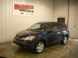 2011 Royal Blue Pearl Honda CR-V EX 4WD #92008768