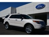 2014 White Platinum Ford Explorer XLT #92008455