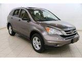 2011 Urban Titanium Metallic Honda CR-V EX 4WD #92008635