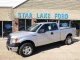 2014 Ingot Silver Ford F150 XL SuperCab 4x4 #92008694