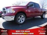 2014 Deep Cherry Red Crystal Pearl Ram 1500 Big Horn Crew Cab #92008420