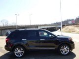 2014 Tuxedo Black Ford Explorer Limited 4WD #92008374