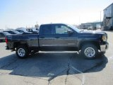 2014 Iridium Metallic GMC Sierra 1500 Double Cab 4x4 #92008683