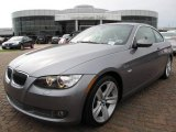 2008 Space Grey Metallic BMW 3 Series 335i Coupe #9200589