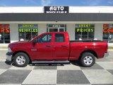 2014 Deep Cherry Red Crystal Pearl Ram 1500 Tradesman Quad Cab #92008565