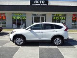 2013 White Diamond Pearl Honda CR-V EX #92008563
