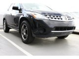 2007 Super Black Nissan Murano S #92008719