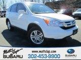 2010 Taffeta White Honda CR-V EX-L AWD #92008557