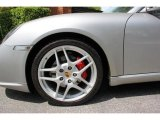 Porsche Cayman 2010 Wheels and Tires