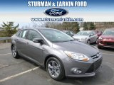 2014 Sterling Gray Ford Focus SE Sedan #92038675