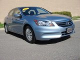 2012 Celestial Blue Metallic Honda Accord LX Sedan #92039209