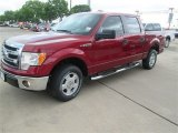 2014 Ruby Red Ford F150 XLT SuperCrew #92038551