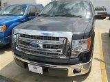 2014 Tuxedo Black Ford F150 XLT SuperCrew #92038545