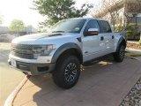 2014 Ingot Silver Ford F150 SVT Raptor SuperCrew 4x4 #92038541