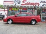 2007 Sport Red Tint Coat Chevrolet Cobalt LT Coupe #9198164