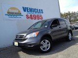 2011 Polished Metal Metallic Honda CR-V EX 4WD #92039196