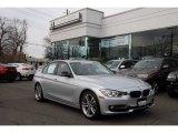 2013 Glacier Silver Metallic BMW 3 Series 335i Sedan #92038502