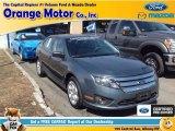 2011 Steel Blue Metallic Ford Fusion SE V6 #92038771