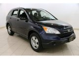 2008 Royal Blue Pearl Honda CR-V LX #92038964