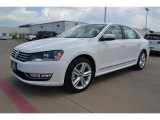 2014 Candy White Volkswagen Passat TDI SEL Premium #92038869