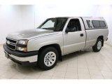 2007 Chevrolet Silverado 1500 Classic Work Truck Regular Cab Data, Info and Specs