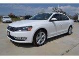 2014 Candy White Volkswagen Passat 1.8T SEL Premium #92038865