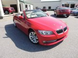 2013 Crimson Red BMW 3 Series 328i Convertible #92038837