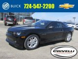 2014 Black Chevrolet Camaro LS Coupe #92038931