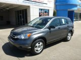 2011 Polished Metal Metallic Honda CR-V LX 4WD #92038616
