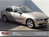 2014 Orion Silver Metallic BMW 3 Series 328i Sedan #92038810