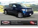 2014 Blue Ribbon Metallic Toyota Tundra Platinum Crewmax 4x4 #92038418
