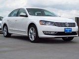 2014 Candy White Volkswagen Passat 1.8T SEL Premium #92039125