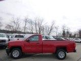 2014 Victory Red Chevrolet Silverado 1500 WT Regular Cab #92089282