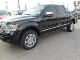 2014 Tuxedo Black Ford F150 Platinum SuperCrew 4x4 #92088717