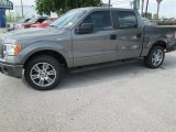 2014 Sterling Grey Ford F150 STX SuperCrew #92088714