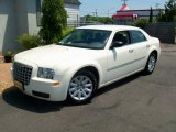 2008 Cool Vanilla White Chrysler 300 LX #9185437