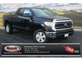 2014 Black Toyota Tundra SR5 Double Cab 4x4 #92088618