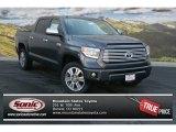 2014 Magnetic Gray Metallic Toyota Tundra Platinum Crewmax 4x4 #92088615