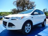 2014 Oxford White Ford Escape SE 1.6L EcoBoost #92088781