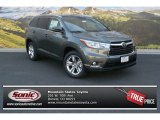 2014 Alumina Jade Metallic Toyota Highlander Limited Platinum AWD #92088603