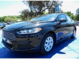 2014 Ford Fusion S Data, Info and Specs
