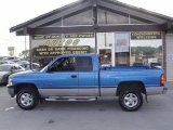 1999 Dodge Ram 1500 Intense Blue Pearl