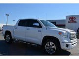 2014 Super White Toyota Tundra Platinum Crewmax #92088878